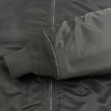 Мужская куртка бомбер Alpha Industries MA-1 Vintage Green фото- 4