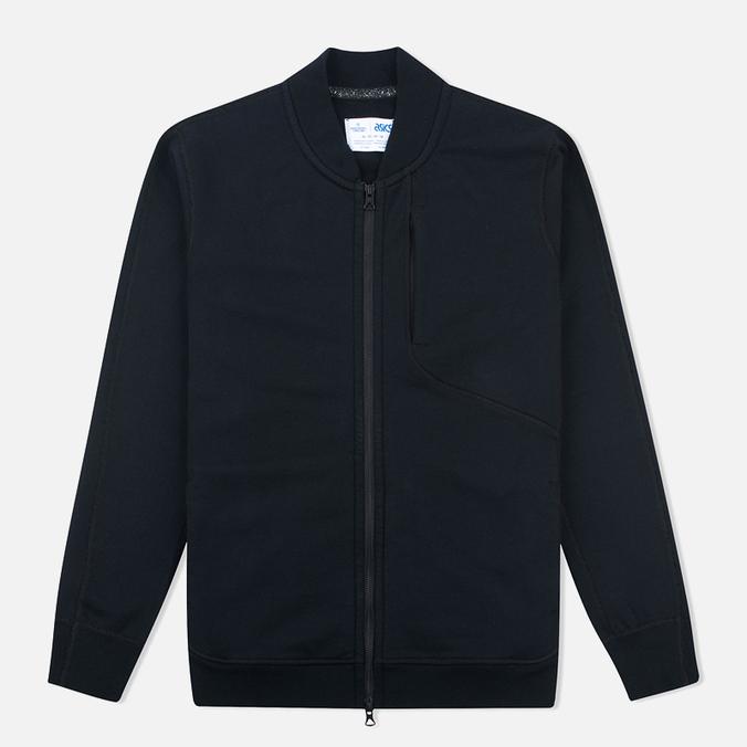 Мужская куртка бомбер ASICS x Reigning Champ Black/Black