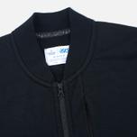Мужская куртка бомбер ASICS x Reigning Champ Black/Black фото- 1