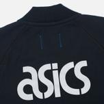 ASICS x Reigning Champ Men's Bomber Black/Black photo- 4