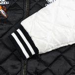 Мужская куртка бомбер Billionaire Boys Club Vegas Souvenir Black/Off White фото- 3