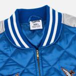 Мужская куртка бомбер Billionaire Boys Club Vegas Souvenir Blue/Silver фото- 1