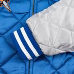Мужская куртка бомбер Billionaire Boys Club Vegas Souvenir Blue/Silver фото- 3