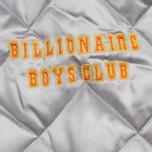 Мужская куртка бомбер Billionaire Boys Club Vegas Souvenir Blue/Silver фото- 4