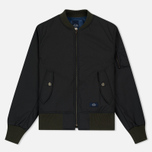 Мужская куртка бомбер Bleu De Paname Molleto Khaki фото- 0