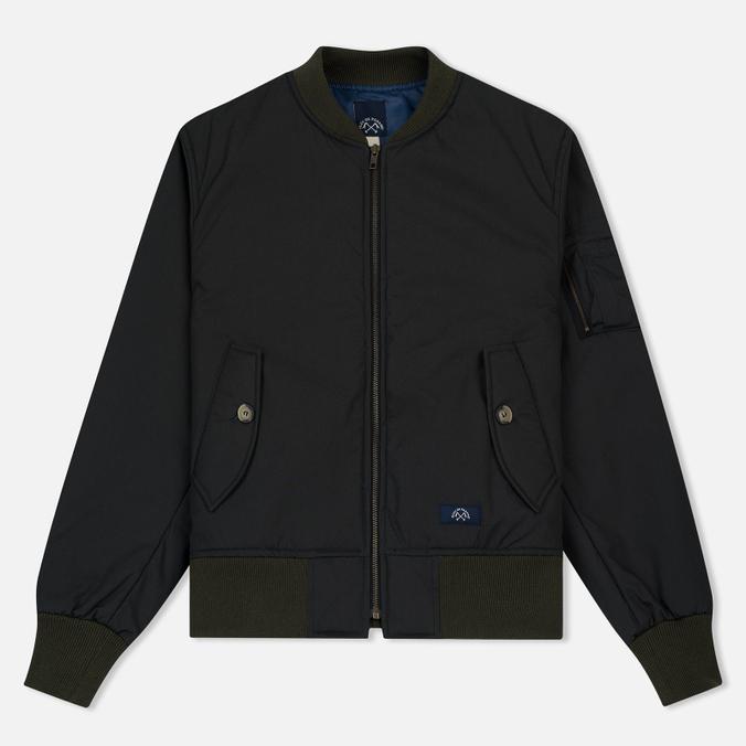 Мужская куртка бомбер Bleu De Paname Molleto Khaki
