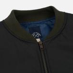 Мужская куртка бомбер Bleu De Paname Molleto Khaki фото- 2