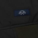 Мужская куртка бомбер Bleu De Paname Molleto Khaki фото- 3