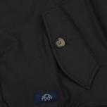 Мужская куртка бомбер Bleu De Paname Molleto Khaki фото- 4