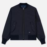 Мужская куртка бомбер Bleu De Paname Molleto Marine фото- 0