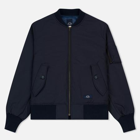 Мужская куртка бомбер Bleu De Paname Molleto Marine