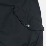 Мужская куртка бомбер C.P. Company Nycra Goggle Black фото- 4