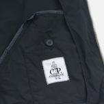 Мужская куртка бомбер C.P. Company Nycra Goggle Black фото- 7