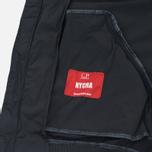 Мужская куртка бомбер C.P. Company Nycra Goggle Black фото- 8