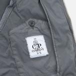 Мужская куртка бомбер C.P. Company Nycra Goggle Grey фото- 7