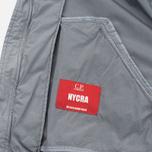 Мужская куртка бомбер C.P. Company Nycra Goggle Grey фото- 8