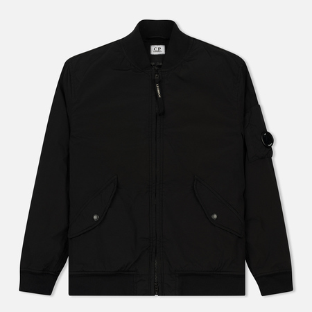 Мужская куртка бомбер C.P. Company Nycra Lens Caviar
