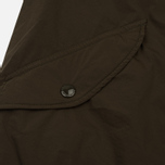 Мужская куртка бомбер C.P. Company Nycra Lens Dark Olive фото- 4