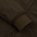 Мужская куртка бомбер C.P. Company Nycra Lens Dark Olive фото- 5