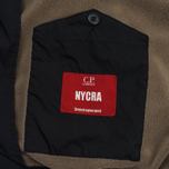 Мужская куртка бомбер C.P. Company Nycra MA-1 Over-Dyed Polar Fleece Lining Black фото- 6
