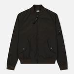 Мужская куртка бомбер C.P. Company Nycra Moss фото- 0