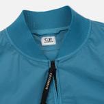 Мужская куртка бомбер C.P. Company Nycra Turquoise фото- 2