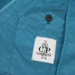 Мужская куртка бомбер C.P. Company Nycra Turquoise фото- 3
