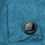 Мужская куртка бомбер C.P. Company Nycra Turquoise фото- 6