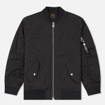 Мужская куртка бомбер Carhartt WIP Adams Black фото- 0