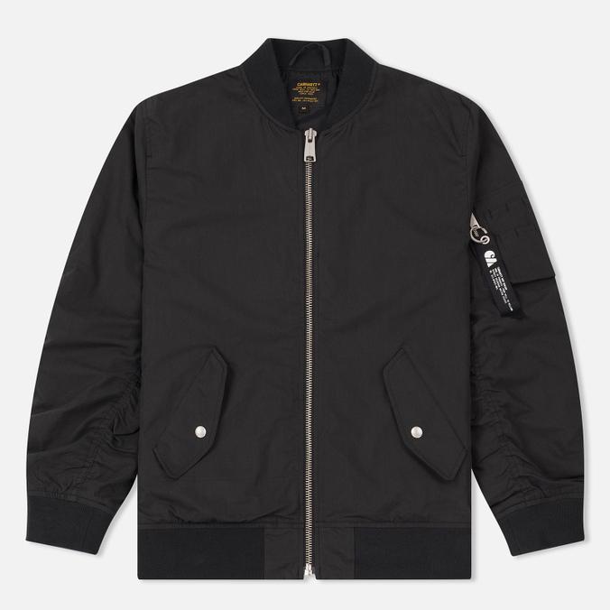 Мужская куртка бомбер Carhartt WIP Adams Black