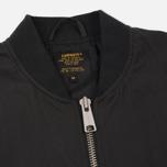 Мужская куртка бомбер Carhartt WIP Adams Black фото- 2