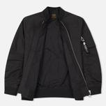 Мужская куртка бомбер Carhartt WIP Adams Black фото- 1