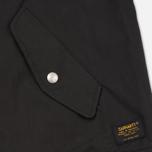 Мужская куртка бомбер Carhartt WIP Adams Black фото- 5