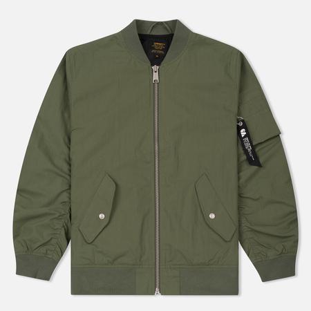 Мужская куртка бомбер Carhartt WIP Adams Dollar Green