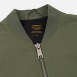 Мужская куртка бомбер Carhartt WIP Adams Dollar Green фото- 2