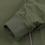 Мужская куртка бомбер Carhartt WIP Adams Dollar Green фото- 4
