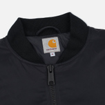 Carhartt WIP Ashton 5.5 Oz Men's Bomber Black/Black photo- 1