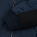 Мужская куртка бомбер Carhartt WIP Ashton 5.5 Oz Navy/Black фото- 3