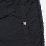 Мужская куртка бомбер Carhartt WIP Ashton 5.5 Oz Navy/Black фото- 5