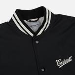 Мужская куртка бомбер Carhartt WIP Montana Black/White фото- 1