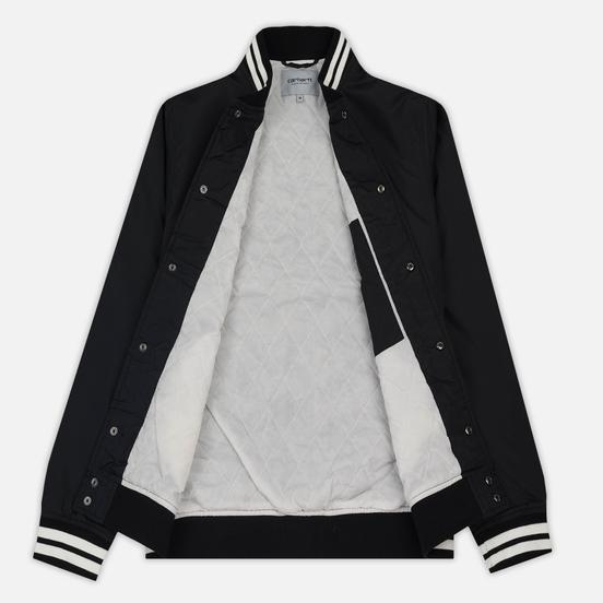 Мужская куртка бомбер Carhartt WIP Montana Black/White
