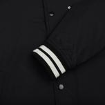 Мужская куртка бомбер Carhartt WIP Montana Black/White фото- 5