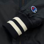 Мужская куртка бомбер Champion Reverse Weave Bilateral Light Oxford Grey фото- 5