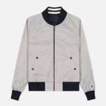 Мужская куртка бомбер Champion Reverse Weave Bilateral Light Oxford Grey фото- 6