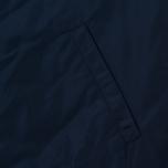 Мужская куртка бомбер Champion Reverse Weave Satin Logo Backside Navy фото- 4