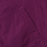 Мужская куртка бомбер Champion Reverse Weave Satin Logo Backside Purple фото- 4