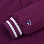 Мужская куртка бомбер Champion Reverse Weave Satin Logo Backside Purple фото- 5