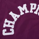 Мужская куртка бомбер Champion Reverse Weave Satin Logo Backside Purple фото- 6