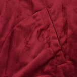 Мужская куртка бомбер Champion Reverse Weave Velvet Logo Backside Burgundy фото- 6