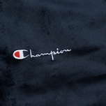 Мужская куртка бомбер Champion Reverse Weave Velvet Logo Backside Navy фото- 6